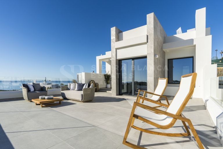 The Cape - 23 maisons de ville de luxe avec vue sur la mer à Cabopino