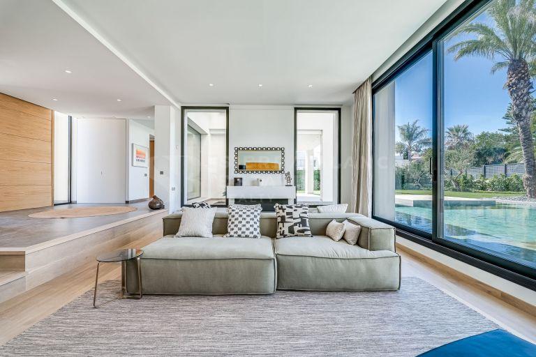 Superbe villa de luxe à Casasola / Guadalmina Baja