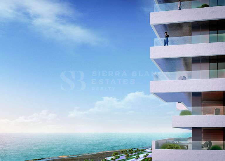 Sierra Blanca Tower - Luxury Beachfront Apartments in Malaga