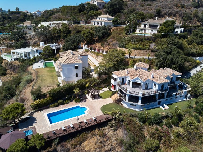 Magnificent villa in Monte Mayor, Benahavis