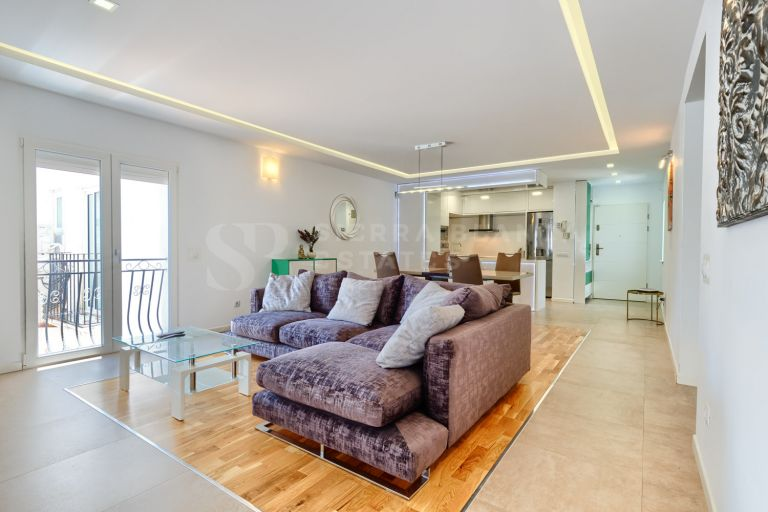Fantastically priced apartment in Puerto Banus