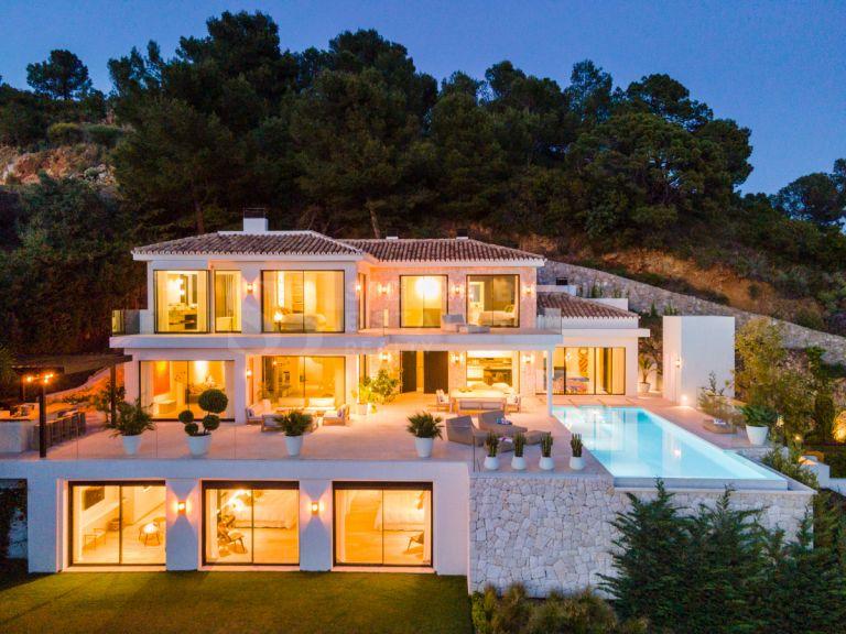 Villa con Espectaculares Vistas al Mediterráneo y África