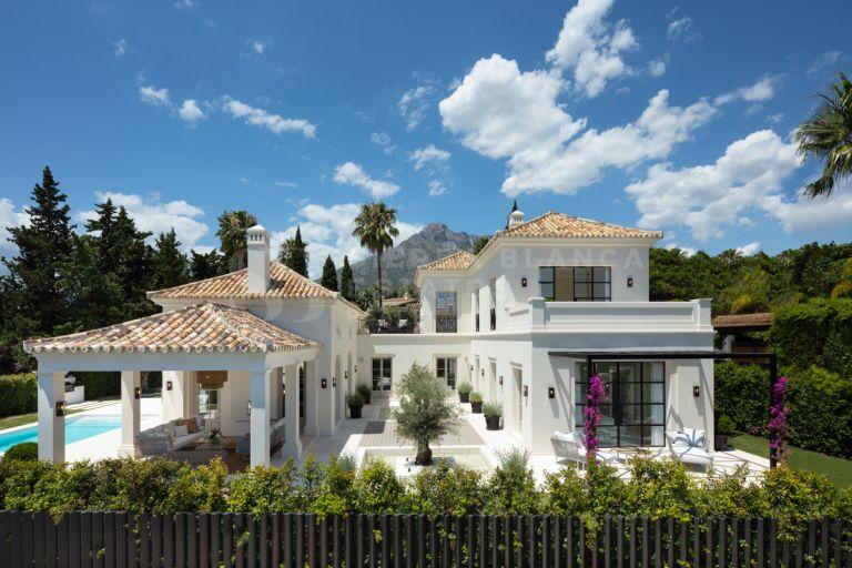 Elegante Villa junto al Parque de Nagüeles