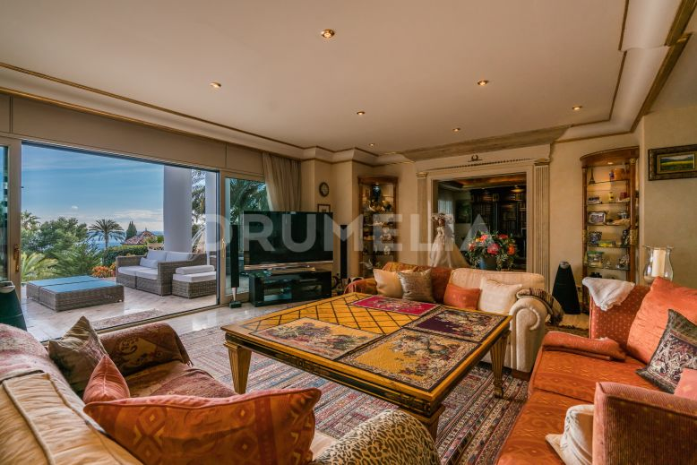 Marbella Golden Mile, Spectacular Villa in Sierra Blanca, Marbella Golden Mile