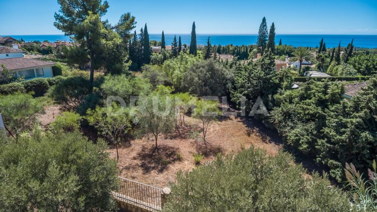 Marbella Golden Mile, Excellent Large Plot in Rocio de Nagüeles, Marbella Golden Mile