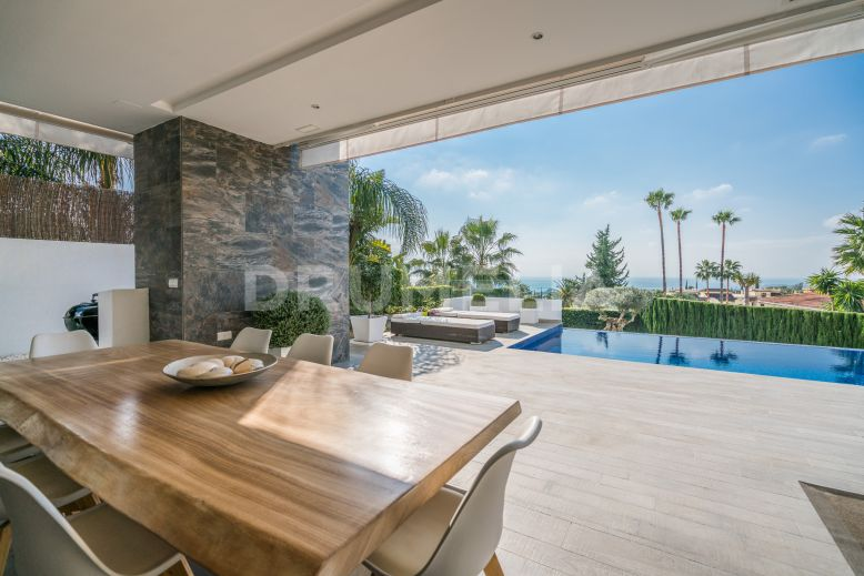 Marbella Golden Mile, Outstanding Modern Villa in Rocio de Nagüeles, Marbella Golden Mile