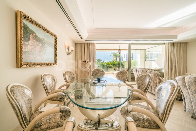 Marbella Golden Mile, Magnificent Unique Townhouse, Sierra Blanca del Mar, Marbella