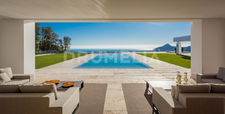 Benahavis, Sensational New Ultra-Modern Villa in La Zagaleta, Benahavis