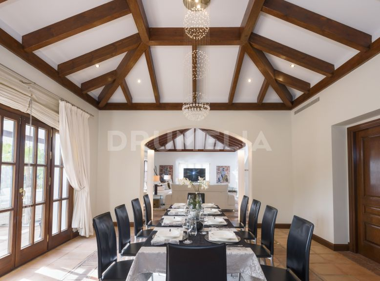 Benahavis, Superb Luxury Manion in Zagaleta Golf & Country Club, Benahavis