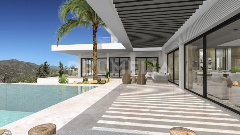 Benahavis, New Modern Luxury Designer Villa, Monte Mayor Country Club, Benahavis