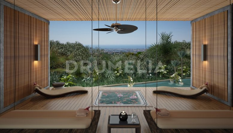 Benahavis, Exclusive Plot for Construction with Project and Panoramic Views in Zagaleta