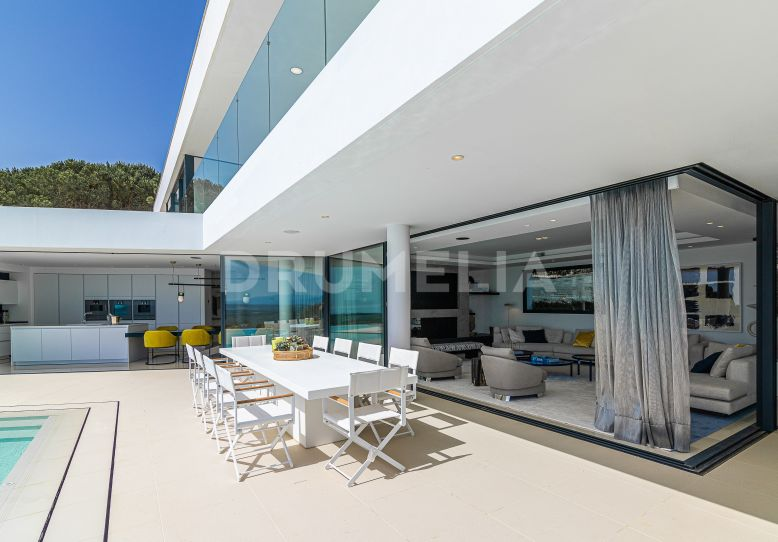 Sotogrande, Brand New Contemporary Masterwork with Sea Views in Sotogrande