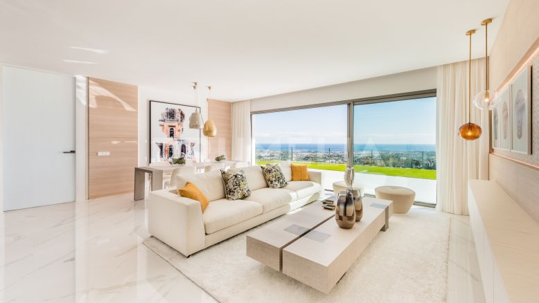 Benahavis, New Modern Elegant Luxury Apartment in Las Colinas de la Heredia, Benahavis