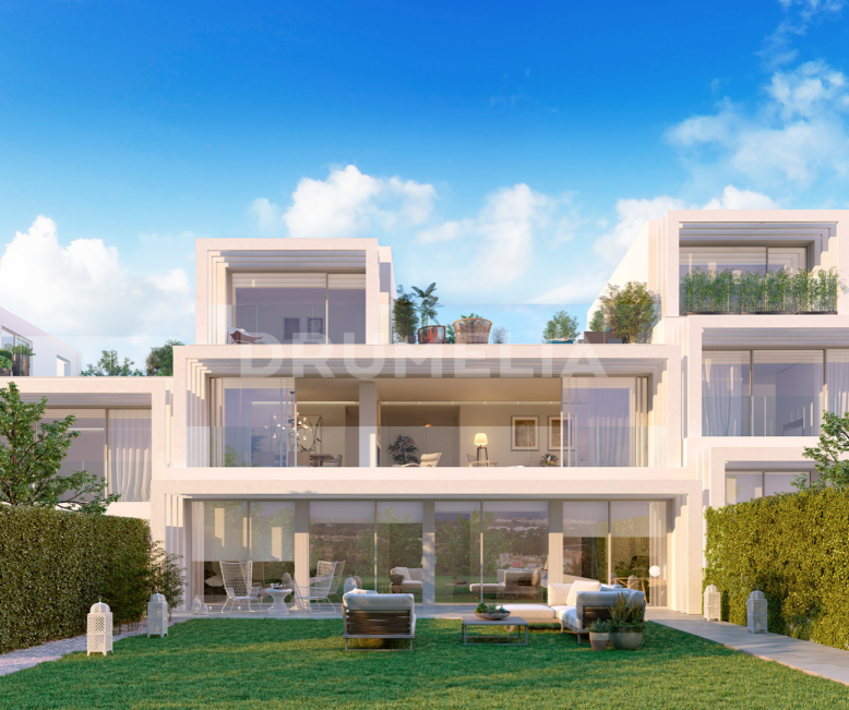 Sotogrande, Stylish Brand-New Modern Luxury Villa in Sotogrande