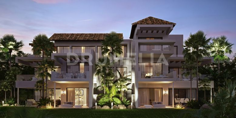 Benahavis, Brand-New Luxury Ground Floor Duplex with Views, Marbella Club Hills, Benahavis