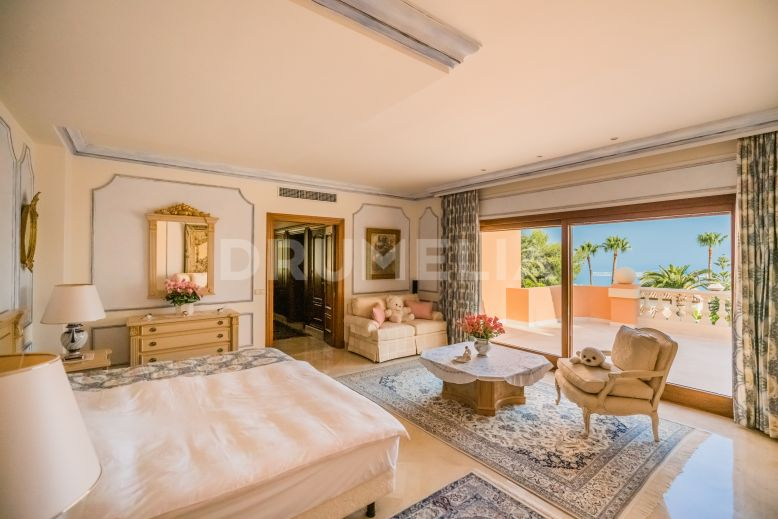 Marbella Golden Mile, Extraordinary Luxury Mediterranean Villa, Sierra Blanca, Marbella Golden Mile
