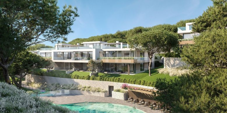 Marbella East, Splendid New Modern Luxury Apartment in Cabopino, Marbella East