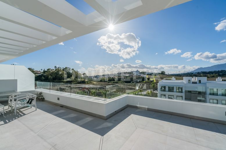 Estepona, Stylish Modern Luxury Duplex Penthouse, Cataleya, Estepona
