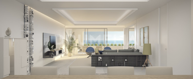 Estepona, Exclusive Unique Frontline Beach New Modern Apartment, Estepona Puerto, Estepona