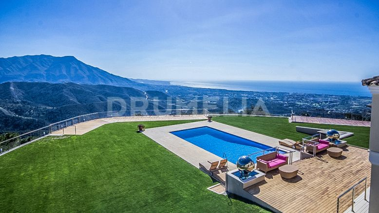 Benahavis, Stunning Luxury Estate in La Zagaleta Golf & Country Club, Benahavis