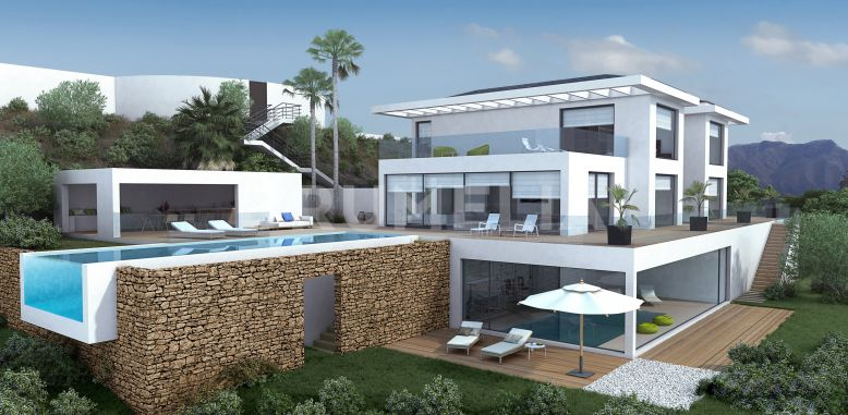 Benahavis, New Modern Luxury Villa in La Zagaleta Golf & Country Club, Benahavis (Project)