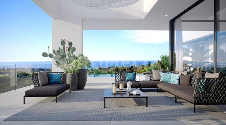 Estepona, Brand New Luxury Contemporary Villa, New Golden Mile, Selwo, Estepona