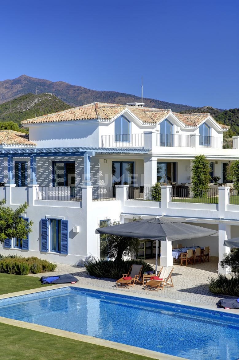 Benahavis, Stunning Modern Luxury Villa, Monte Mayor Golf & Country Club, Benahavis