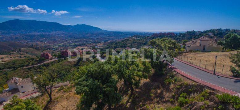 Marbella East, Excellent Plot in Beautiful La Mairena, Marbella East, Marbella
