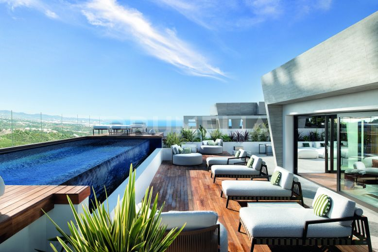 Penthouse  te koop in  Marbella Golden Mile - Marbella Golden Mile Penthouse