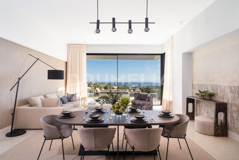 Benahavis, Amazing Modern Luxury Duplex Penthouse in a New Exclusive Development, Benahavis