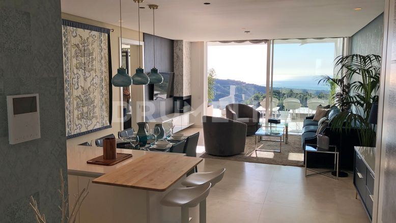 Marbella, Brand New Stylish Modern Apartment Ready to Move in, Palo Alto, Ojen-Marbella