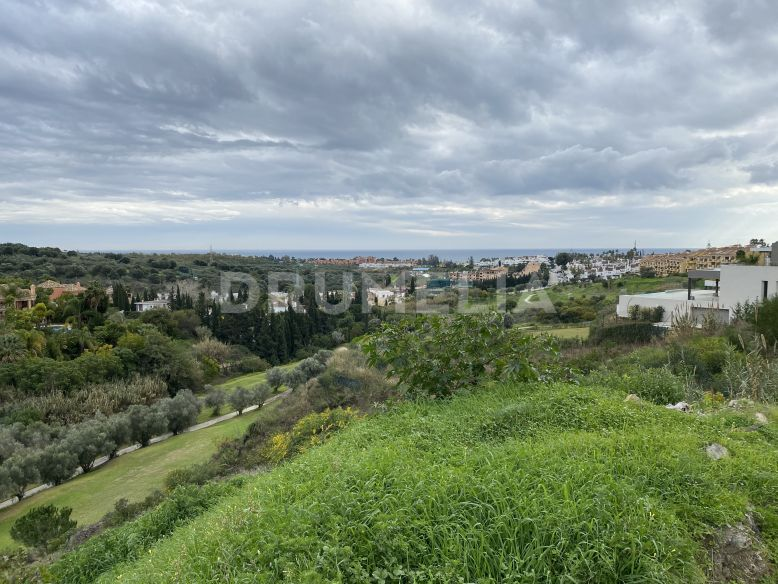 Benahavis, Excellent Frontline Golf Plot with Stunning Views, Los Flamingos Golf, Benahavis