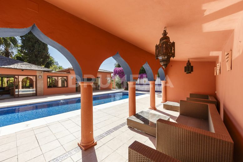 Estepona, Unique Luxurious Spanish Estate-Cortijo with Equestrian Facilities, Estepona