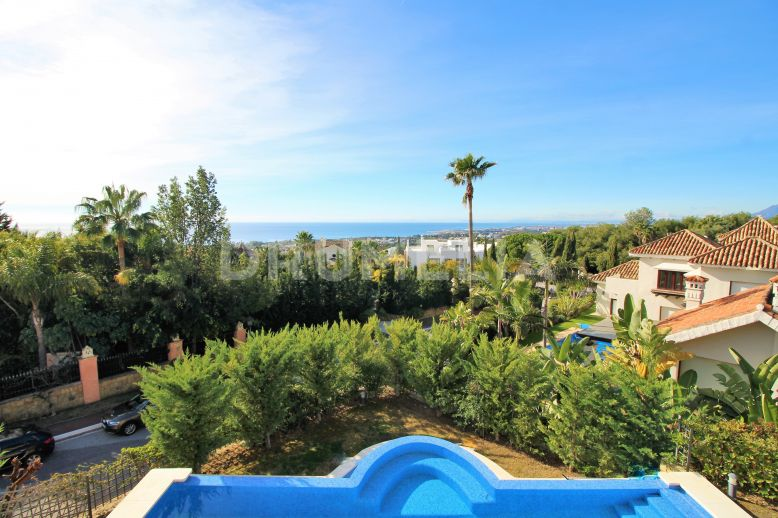 Marbella Golden Mile, Incroyable nouvelle villa contemporaine Elite qui a tout, Sierra Blanca