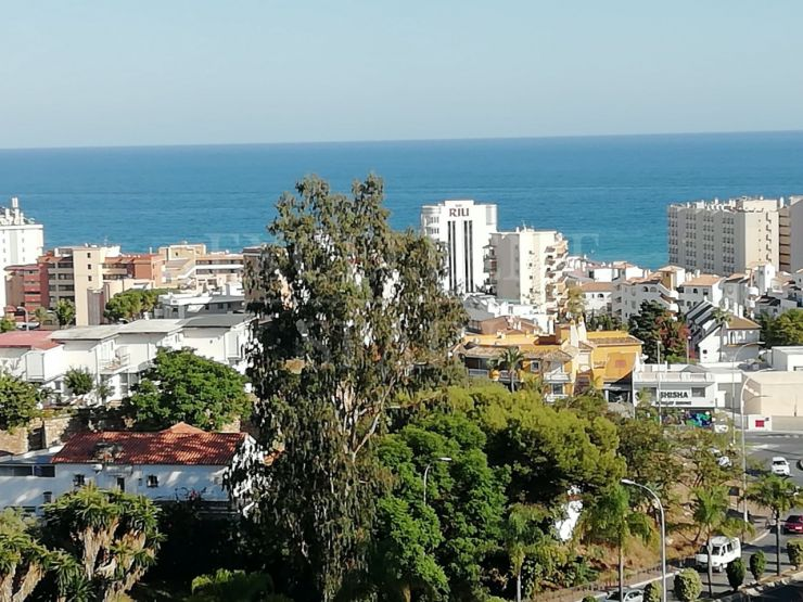 Urb. Duquesa de España, Torremolinos, apartment with sea views for sale