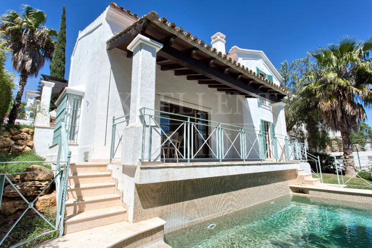La Cala de Mijas Golf Resort, Costa del Sol, villa located direct on the golf course