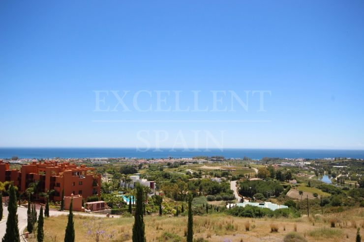Alanda Flamingos, Los Flamingos Golf, Benahavis, penthouse for sale with panoramic views
