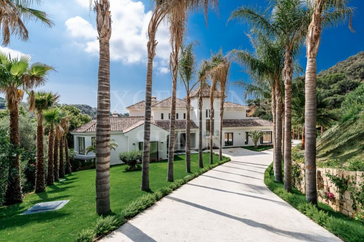 Villa contemporánea en venta en la Zagaleta Golf & Country Club, Benahavis