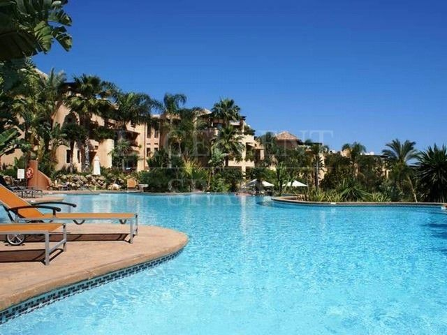 Mansion Club, Marbella, luxurious apartment for sale