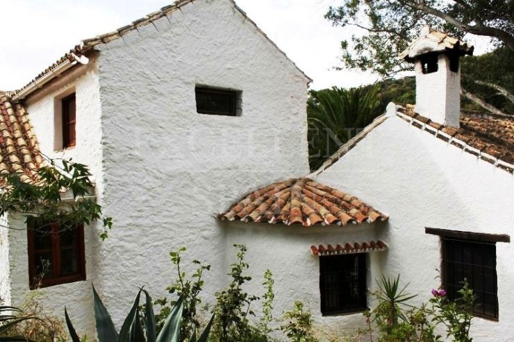 Casares, Costa del Sol, very private country property for sale