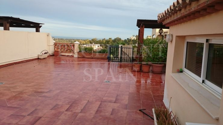 Marques de Atalaya, Benahavis, spacious penthouse for sale