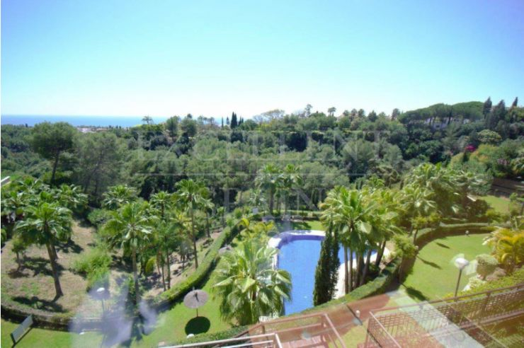 Condado de Sierra Blanca, Golden Mile, Marbella, apartment for sale