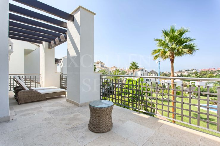 Mirador del Paraiso, Benahavis, luxurious, contemporary penthouse for sale
