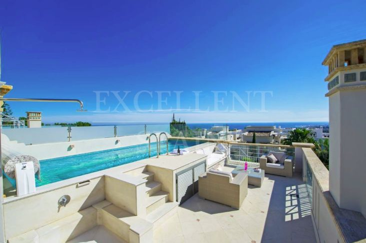 Sierra Blanca, Marbella, luxurious property for sale