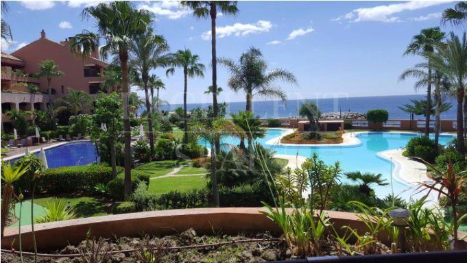 Malibu, Puerto Banus, frontline beach apartment for sale