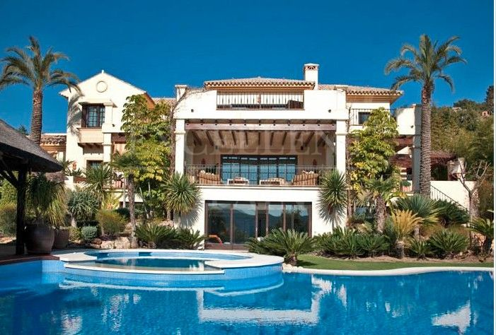 Preciosa vivienda en La Zagaleta Golf & Country Club, Benahavis, Costa del Sol