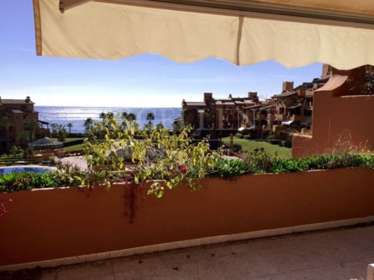 Los Granados del Mar, Estepona, front line beach, apartment for sale