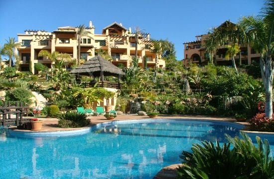 El Campanario, Estepona, ground floor apartment for sale