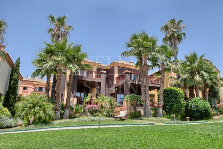 Capellania Hill Club, Golden Mile, Marbella, spacious villa for sale