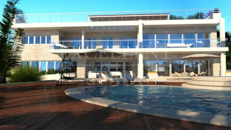 Bahia de Marbella, Costa del Sol, beautiful modern villa for sale